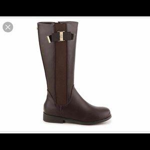 Michael Kors Emma Valley girls boots
